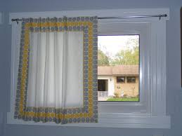 Yellow Gingham Kitchen Curtains The Chipper Snipper Kitchen Curtains The Reveal