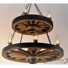 how to make a wagon wheel chandelier the best how to make a wagon wheel chandelier with details
