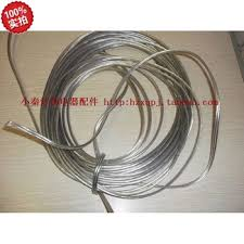 get ations lighting accessories chandelier wire hanging line flat two core transpa wire 3 8 yuan