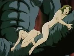 Giant fucks girl hentai