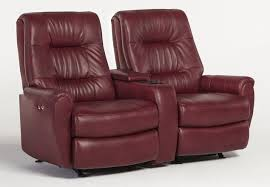 leather sofas recliner loveseats for small spaces small scale reclining space saver