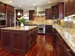 40 Stylish Kitchen Tile Backsplash Ideas Extraordinary Granite With Backsplash Remodelling