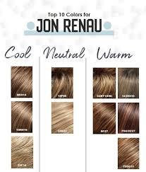 Jon Renau Wigs Top Style 12 In 2019 Brown Hair Colors