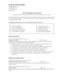 Resume For Hospitality Beauteous Front Desk Clerk Resume Example Hospitality Summary Hotel Platformeco