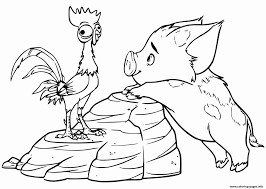 Coloring Pages Coloring Pages Disney Sheets Pdfutiful Moana