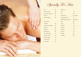 charisma spa pvt ltd offers men s services which include distinctly designed services to ease down stress along with good health and relaxation to your
