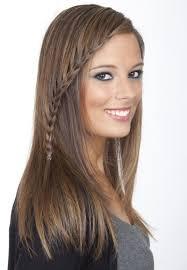 صور تسريحات شعر طويل للبنات Yasmina