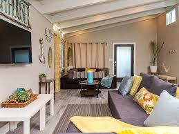 Transitional Living Room With Hardwood Floors, Exposed Beam, Dream Home    Kensington Manor 12mm
