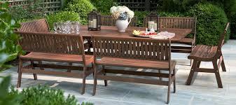 wood patio furniture clearance