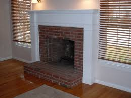 image of how to build a gas fireplace surround