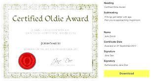 Blank Certificate Templates Free Download Blank Certificate