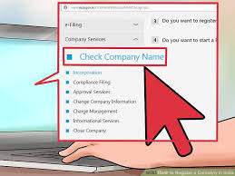 How To Register A Company How To Register A Company In India With Pictures Wikihow