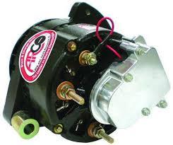 alternators marine engine parts fishing tackle basic power alternator for volvo penta gas diesel tachometer terminal 105 amp 60126