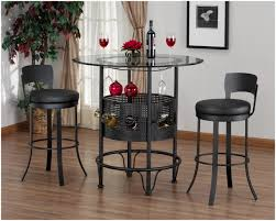 Table And Stools For Kitchen Interior Kitchen Bar Table Manton Industrial Style Pub Table
