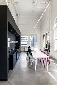 interior design office space. office space design by gensler san francisco of ad agency muhtayzik hoffer black and white interior