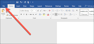 Mirco Soft Word How To Convert A Microsoft Word Document To A Pdf