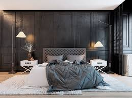 Fine Classic Bedroom Design Stunning Modern Designed Home Bedroommodern Throughout Creativity Ideas