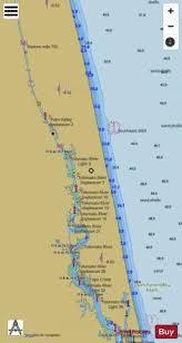 Tide Chart Vilano Beach Tolomato River Ee Ff Marine Chart Us11489_p263