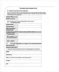 Sample Order Confirmation Form – 10+ Free Documents In Word, Pdf ...