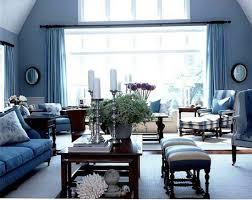 Living Room Blue Blue Living Room