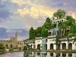 Семь чудес света Висячие сады Семирамиды Сады Семирамиды