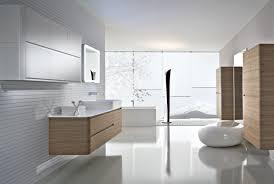 Clear Glass Backsplash Minimalist Bathroom List Brown Color Mosaic Pattern Ceramics Wall