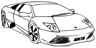 Small Picture Lamborghini Coloring Pages Coloring pages of CARS 16 pictures