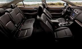 b rear seat comfort b br br
