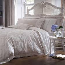 Dorma Aveline Jacquard Natural Duvet Cover   Natural bed linen ... & Dorma Aveline Jacquard Natural Duvet Cover Adamdwight.com