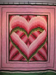 Bargello Quilt - Uses, Instructions and Patterns | Stitch Piece n Purl & Picture of Bargello Quilt ... Adamdwight.com