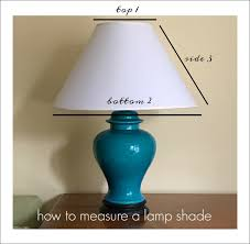 How To Measure A Lamp Shade Best Lamp Shades Everything You Always Wanted To Know Laurel Bern