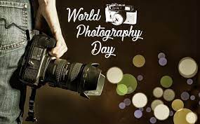 """Welcome to August 19th, the """"World Photography Day"""""""