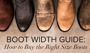 Boot Width Guide How To Buy The Right Size Boots
