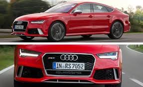 audi a7 2016 red. 2016 audi rs7 first drive review car and driver a7 red