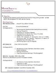 Graduate Accountant Resume Sample Unique Work Experience Resume