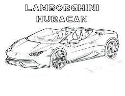 Lamborghini Aventador Coloring Pages Fabulous Car Coloring Pages