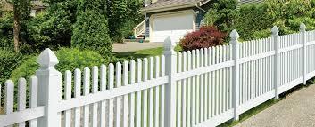 Vinyl picket fence Ft Nobility Fence Vinyl Picket Fences White Picket Fence At Nobility Fence