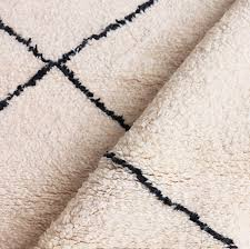 beni ourain moroccan rug ships from canada