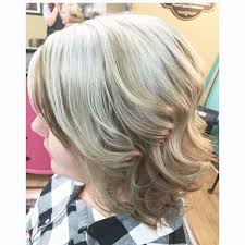 Silver Ash Blonde Hair Color Hair