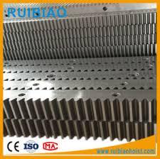 China M1 M10 OEM Plastic Gear Rack and Pinion Construction Hoist