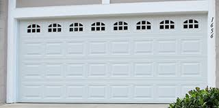garage doors the strong and silent type