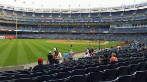 Yankee Stadium Section 131 Row 13 Home Of New York