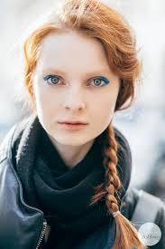 sweetadorablegirls Dasha Gold red haired women.