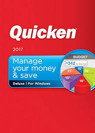 Quicken Deluxe 2017 Personal Finance Budgeting Software Old Version