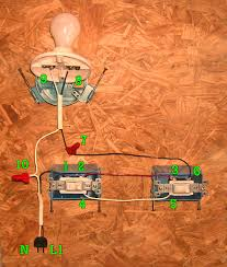 3 way switch wiring dead end all wiring diagrams baudetails info 2 way switch wiring diagram variations nilza net