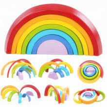 Buy <b>rainbow</b> toy <b>wooden</b> and get free shipping on AliExpress.com