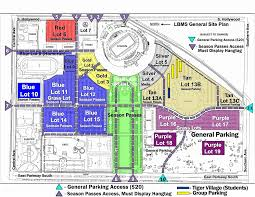 Liberty Bowl Interactive Seating Chart Explicit Cowboy Stadium Parking Chart Auburn University