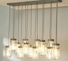 exciting glass jar pendant light 47