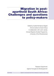 Migration Questions And Challenges Africa South apartheid Post In wqv8Z