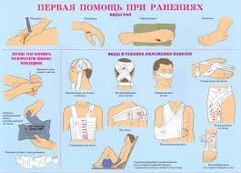 Оказание первой помощи Рефераты Для Тебя Оказание первой помощи при ранах реферат